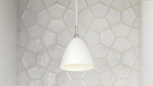 White tile: a classic in the interior