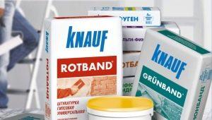 Knauf finish kitt: fördelar och nackdelar