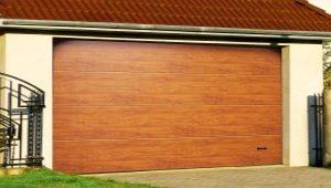 Garage doors Alutech: advantages and disadvantages