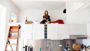 Bir apartman iç mekanı için fikirler: tasarım tavsiyesi