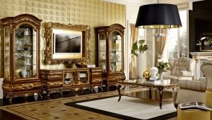 Italian furniture for the living room: elegance in different styles
