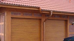 How to choose a garage door?