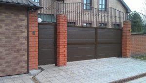 Comment choisir une porte avec un portillon à donner et une maison privée