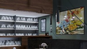 Piastrelle in gres porcellanato: caratteristiche del design