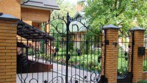 Belles portes et portes pour les maisons privées