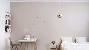 Peinture pour murs Tikkurila: caractéristiques de choix