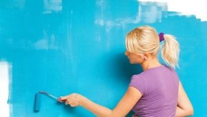 Peinture au latex: de quoi s'agit-il et où est-il appliqué?