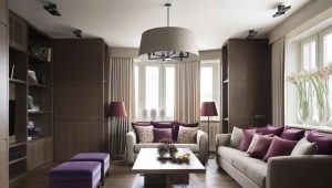 The best design ideas of the hall area of ​​20 square meters. m in modern style