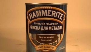 Peinture Hammer: caractéristiques et avantages