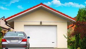 Caractéristiques des portes sectionnelles automatiques