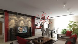 Features of creating an original living room design