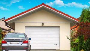 Portes sectionnelles: avantages et inconvénients