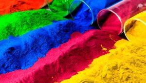 Technologie de peinture en poudre