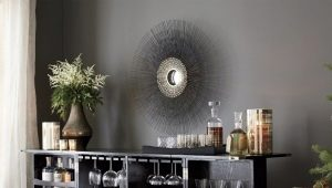 Tumba bar for living room: advantages and disadvantages