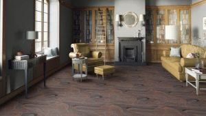 Alla subtiliteter och funktioner för att lägga golvet