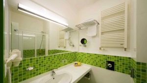 Green tile: the energy of nature in your home