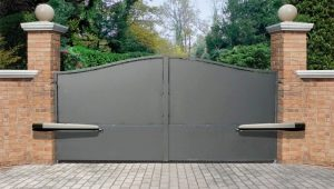 Automation for gates: tips on choosing and installing