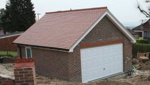 The better to cover the roof of the garage?