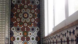 Декоративна мозайка: примери за дизайн