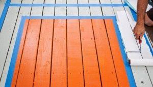 Enamel PF-266: characteristics and color palette