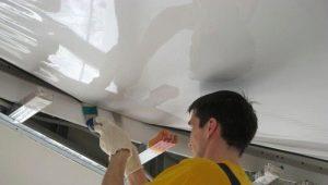 Système de montage au harpon des plafonds tendus: le pour et le contre