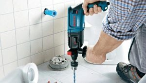 How to drill tile?