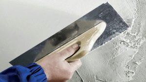 Hur man väljer en kittspatel för väggar?