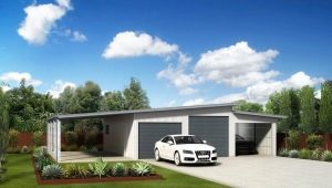 What size to choose for the garage? Standard and best options