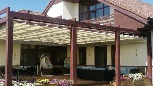 Tende da sole per la terrazza: la scelta del design