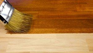 Teinture à bois: avantages et inconvénients