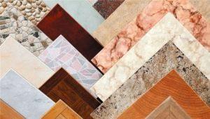 Golvplattor: sorter och nyanser av val