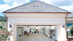 Finishing the garage: how to sheathe inside and out?