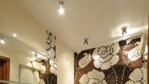 Tile mosaic in interior design