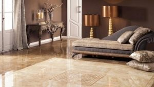 Types of tiles and nuances of choice