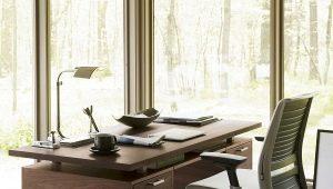 Skrivbord till kontoret: hur man väljer det perfekta alternativet?
