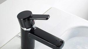 Svarta mixare: variationer och urvalsregler