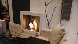 Fireplace use in interior design