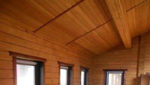 Как да облицовка дърво къща от вътрешната страна?