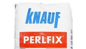 Lim Knauf Perlfix: Fördelar och nackdelar