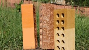 Varnishes for bricks: types and features of application