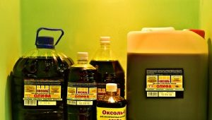 Drying oil: varieties and uses