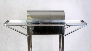 Funktioner av tillverkning av rostfritt stål grill