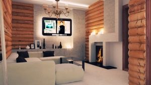 Decorazione di un edificio in casa: idee progettuali e modalità di installazione
