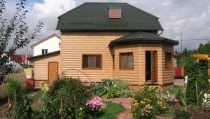 Block house schierandosi: dimensioni e colori