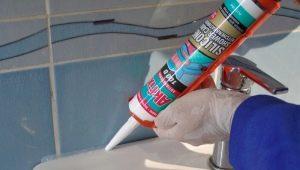 Combien de temps le mastic à la silicone sèche-t-il?