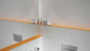 Sinkkranar med hygienisk dusch: funktioner och specifikationer