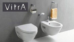 Toaletter Vitra: hur man väljer den bästa modellen?