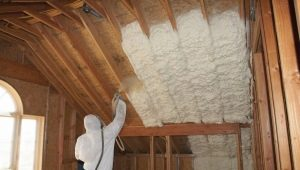 Insulation of the attic from the inside, if the roof is already covered: the choice of material and order of work