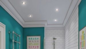 Bathroom 3 square. meter: ideas of modern design