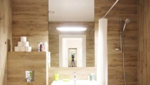Bathroom under a tree: natural beauty and comfort in the design of the room